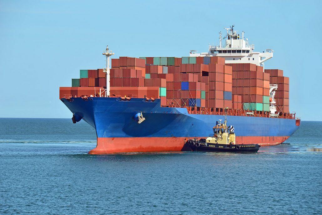 Lodný kontajner Bôry