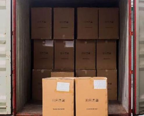 Lodný kontajner Bôry - rýchle a mobilné riešenie skladovania
